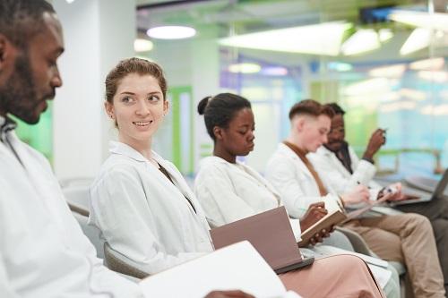 étudiant médecine